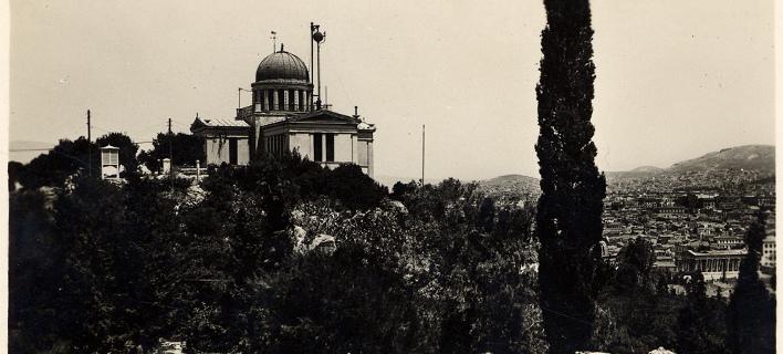 Οταν το Εθνικό Αστεροσκοπείο υπολόγιζε την ώρα/ Φωτογραφία: ΑΠΕ