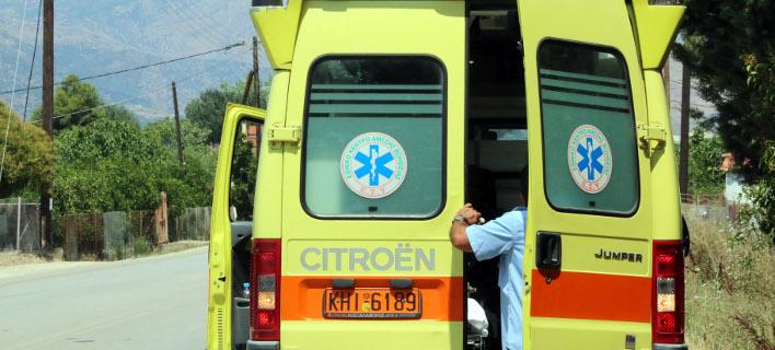 Ασθενοφόρο/ Φωτογραφία αρχείου eurokinissi