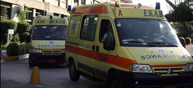 Στο νοσοκομείο μαθήτρια που εισέπνευση σκόνη πυροσβεστήρα