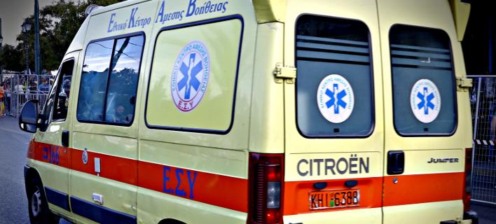 Τρίχρονο κοριτσάκι έπεσε από τον 3ο όροφο πολυκατοικίας στη Θεσσαλονίκη