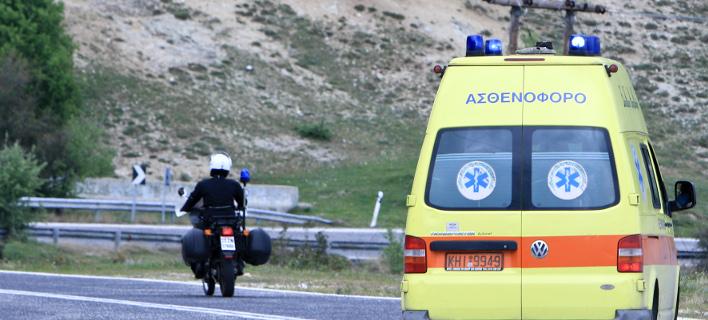 Σοκ από την αυτοκτονία 53χρονου στο Βόλο -Δέθηκε με καλώδιο από το μηχανάκι του και βούτηξε στον γκρεμό /Φωτογραφία Αρχείου: Ιntime news