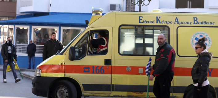 Αυτοκίνητο παρέσυρε πεζούς στη Θεσσαλονίκη /Φωτογραφία Αρχείου: Intime news