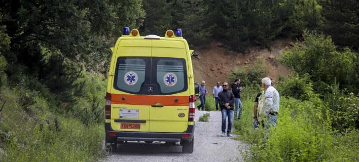 Κυνηγός τραυματίστηκε από πυροβολισμό (Φωτογραφία αρχείου: ΜΟΤΙΟΝΤΕΑΜ/ΦΑΝΗ ΤΡΥΨΑΝΗ)