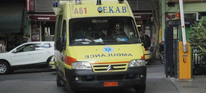 Τον νεκρό εντόπισε ο εξάδελφός του (Φωτογραφία αρχείου: EUROKINISSI/ ΧΡΗΣΤΟΣ ΜΠΟΝΗΣ)