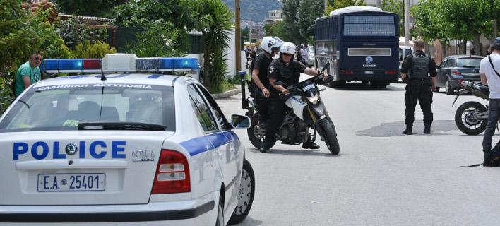 Αστυνομία/ Φωτογραφία: INTIME NEWS