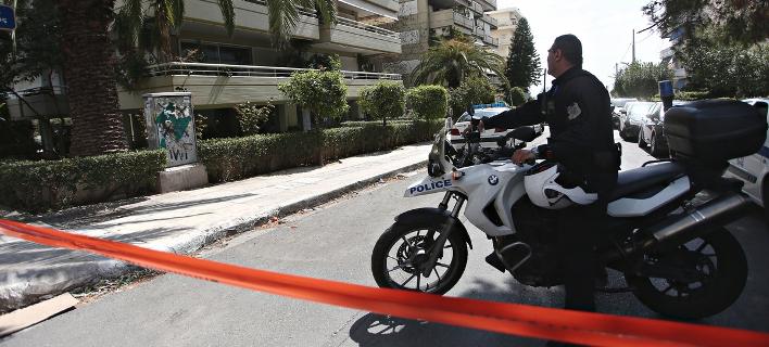 Αστυνομικός/ Φωτογραφία: SOOC- Nikos Libertas /