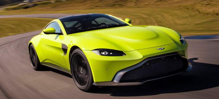 Η νέα Aston Martin Vantage έχει 510 ίππους και δυναμικό design [εικόνες]