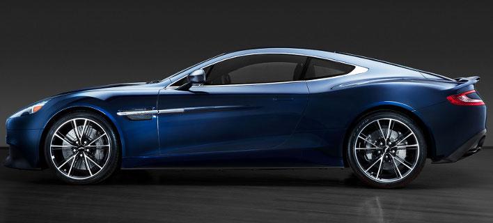 Η συλλεκτική Aston Martin του Ντάνιελ Κρεγκ (Φωτογραφία: Christie's)