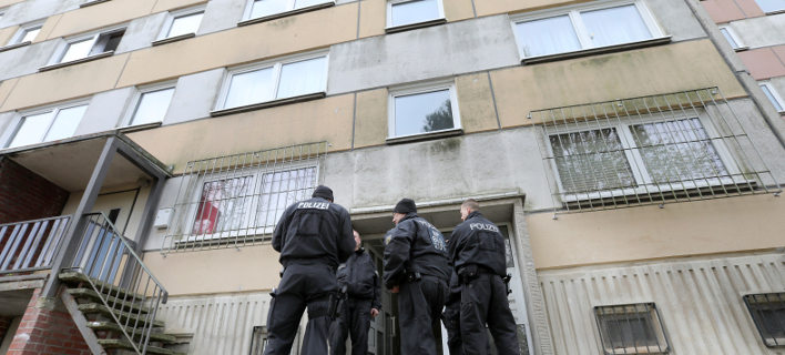 Γερμανία: Αφέθηκαν ελεύθεροι οι Σύροι που συνελήφθησαν για σχεδιασμό επίθεσης
