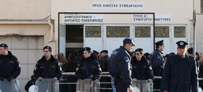 Παρασκευόπουλος για τη δίκη της Χρυσής Αυγής: Βρισκόμαστε σε έκτακτη ανάγκη – Η αίθουσα στον Κορυδαλλό είναι προβληματική