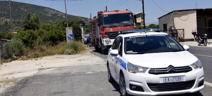 αστυνομία-πυροσβεστική/Φωτογραφία: Eurokinissi/ΒΑΣΙΛΗΣ ΠΑΠΑΔΟΠΟΥΛΟΣ