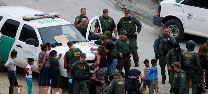 αστυνομικοί στο Μεξικό/Φωτογραφία: AP