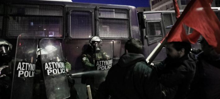 Ορδές αστυνομικών στο περιφερειακό συνέδριο του ΣΥΡΙΖΑ -Πρόκληση για τους πολίτες, λένε συνδικαλιστές της ΕΛ.ΑΣ. [εικόνες]