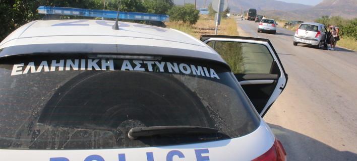 Καραμπόλα τριών αυτοκινήτων στον Περιφερειακό Θεσσαλονίκης