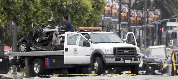 Αστυνομία Αμερική/ Φωτογραφία AP images