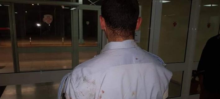 Αστυνομικοί δέχθηκαν επίθεση από Ρομά