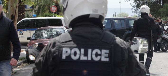 Αστυνομικός της ομάδας ΔΙ.ΑΣ. / Φωτογραφία: Eurokinissi