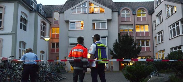 Συμπλοκή σε κέντρο προσφύγων στη Γερμανία -Τραυματίστηκε σοβαρά ένας άνδρας από αστυνομικά πυρά