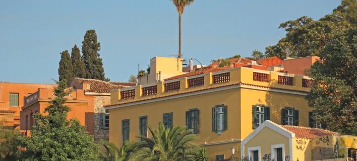 Ανάκτορο Δαφέρμου: Στο «σφυρί» το ακριβότερο σπίτι της Αθήνας- Εξαώροφο με πισίνα και θέα στην Ακρόπολη
