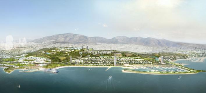 Αισιοδοξία Αθανασίου ότι το 2019 θα έχουν ξεκινήσει τα έργα στο Ελληνικό