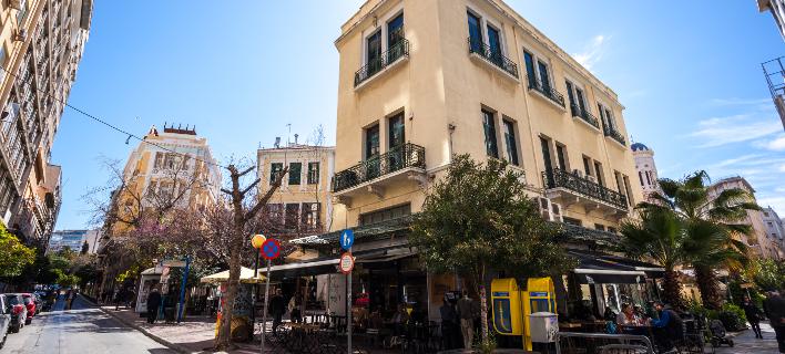 Ακίνητα στην Αθήνα /Φωτογραφία: Shutterstock