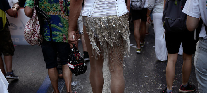 Το 14ο Athens Pride μέσα από 40 καρέ -Ολα όσα έγιναν στο ξέφρενο πάρτι στο Σύνταγμα [εικόνες]