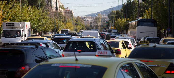 Μονά-ζυγά τέλος -Eως τις 20 Ιουλίου θα ισχύει ο δακτύλιος στο κέντρο της Αθήνας