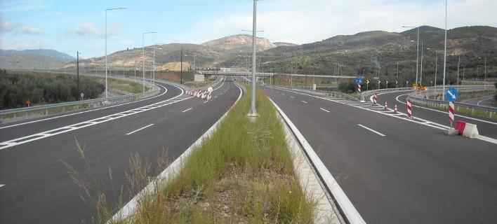 Αυτοκινητόδρομος Κορίνθου-Πατρών: Παραδόθηκε νέο τμήμα