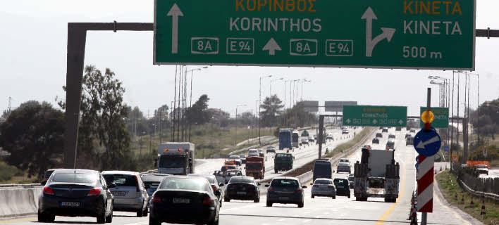 Καραμπόλα στην Αθηνών-Κορίνθου με 7 τραυματίες