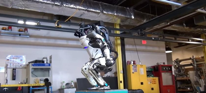 Φωτογραφία: YouTube/Boston Dynamics