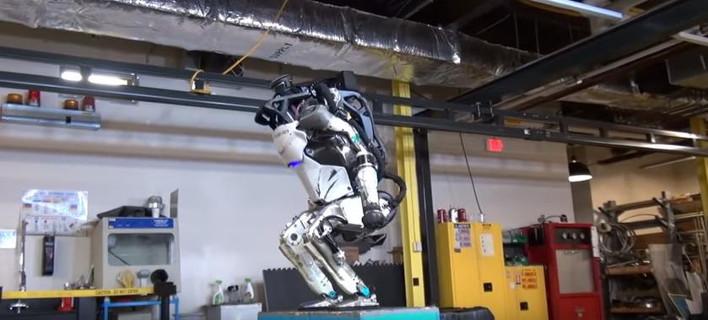 Φωτογραφία: YouTube/Boston Dynamics