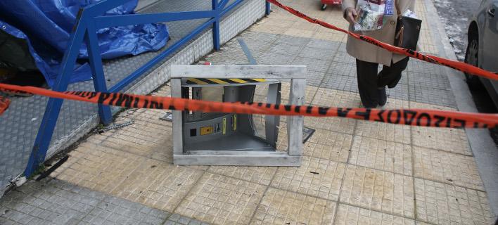Η ΕΛ.ΑΣ. περνούσε χειροπέδες σε δύο Μολδαβούς για τα επιθέσεις στα ΑΤΜ και στα Πετράλωνα ανατίναζαν μηχάνημα