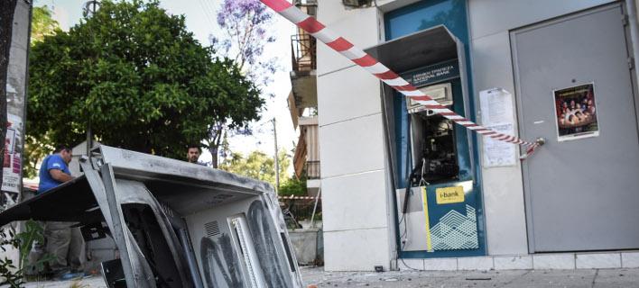 ΑΤΜ/Φωτογραφία αρχείου: Eurokinissi