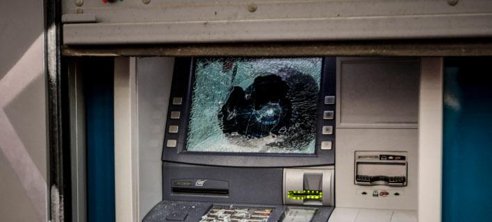 Εκρηξη σε ΑΤΜ/Φωτογραφία αρχείου: Eurokinissi