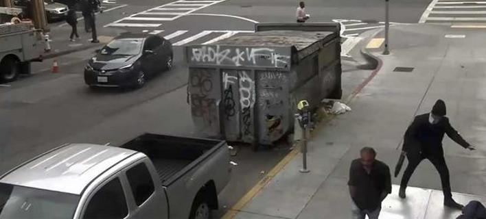 Φωτογραφία: San Francisco Police Department