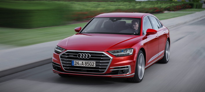 Αυτό είναι το νέο Audi A8 [εικόνες]