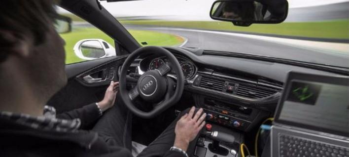 Το καινούργιο Audi A8 θα είναι αυτόνομο 3ου επιπέδου