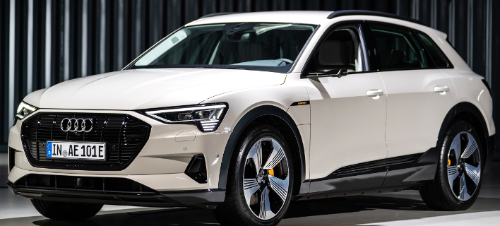 To Audi E-Tron θα έχει περισσότερες από μια εκδόσεις