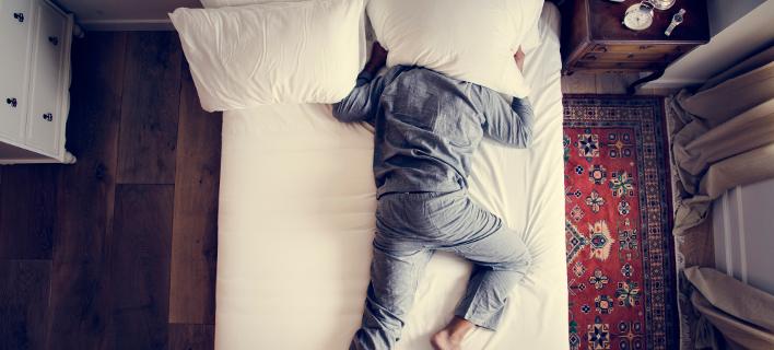 Ο πιο παράδοξος τρόπος να καταπολεμήστε την αϋπνία (Φωτογραφία: Shutterstock)