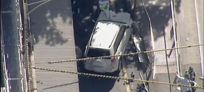 Μελβούρνη: Κατηγορίες για απόπειρα ανθρωποκτονίας στον 32χρονο που έριξε όχημα σε πεζούς [εικόνες]