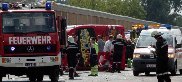 δυστύχημα στην Αυστρία/Φωτογραφία αρχείου: AP