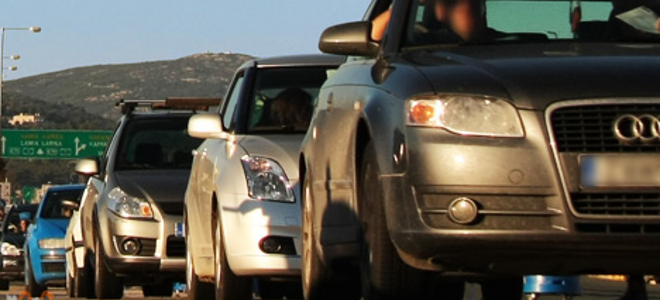 «Φακέλωμα» των αυτοκινήτων για να πιάσουν τα 2 εκ. ανασφάλιστα οχήματα