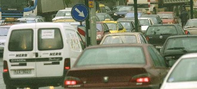 Το κυκλοφοριακό πρόβλημα στην Αθήνα