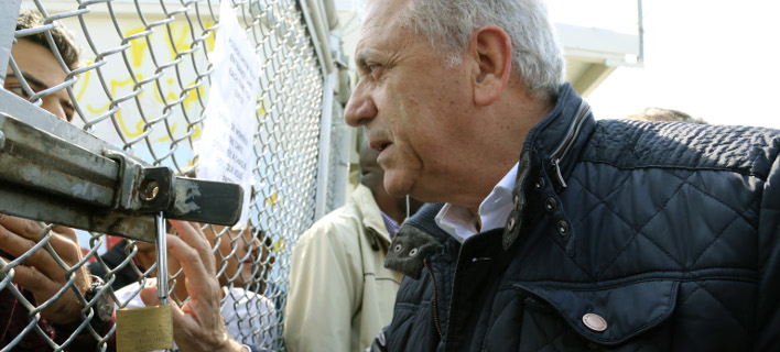 Φωτογραφία: POOL ΜΑΝΩΛΗΣ ΛΑΓΟΥΤΑΡΗΣ/EUROKINISSI