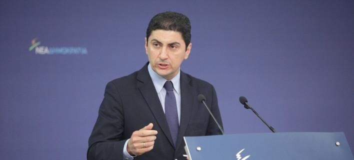 Λευτέρης Αυγενάκης/Φωτογραφία: Eurokinissi
