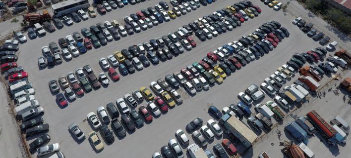 Αυτοκίνητα/Φωτογραφία: Eurokinissi