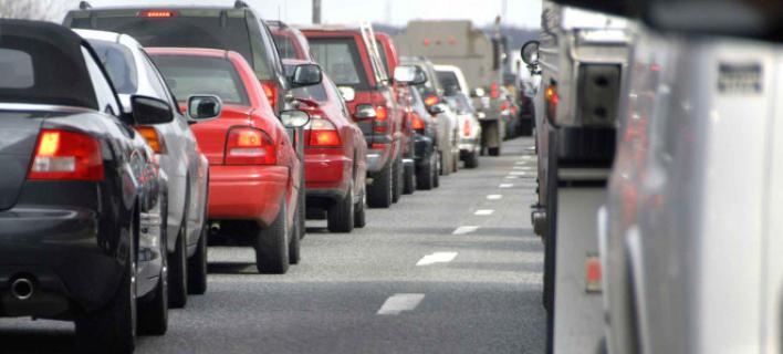 Αυξημένες οι πωλήσεις αυτοκινήτων/Φωτογραφία: Eurokinissi