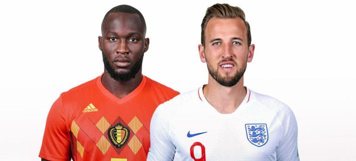 Λουκάκου και Κέιν /Φωτογραφία: FIFA