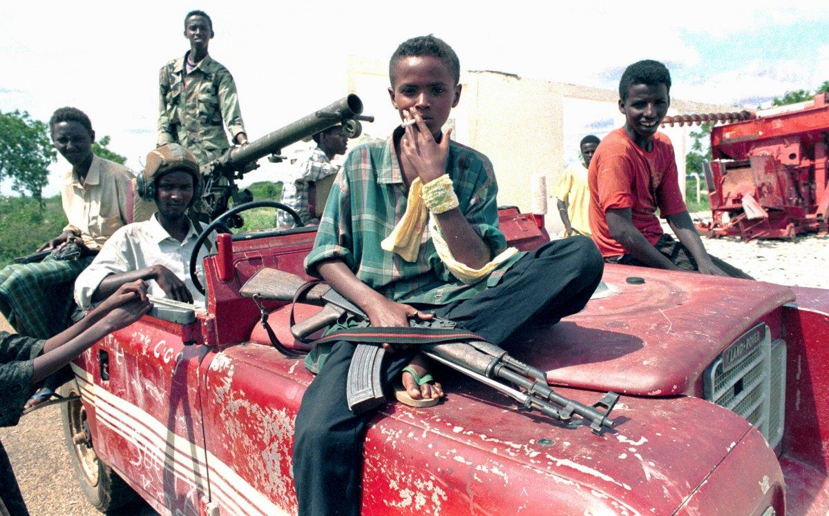 Σοκαριστικές φωτογραφίες δείχνουν καλά γιατί η Σομαλία είναι κι επισήμως η χειρότερη χώρα του κόσμου [εικόνες]