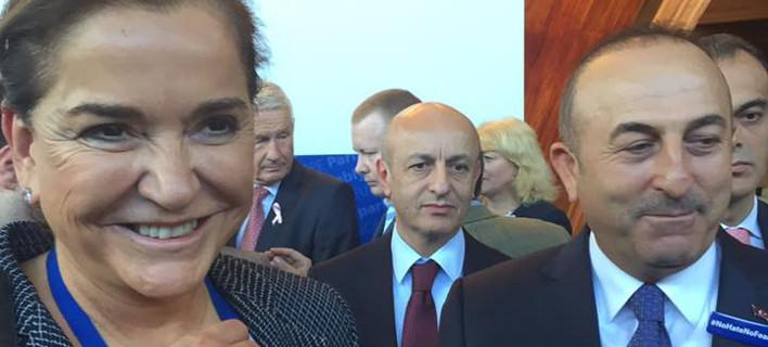 Ο Τσαβούσογλου μαζεύει τη δήλωση Ερντογάν για τη Συνθήκη της Λωζάννης